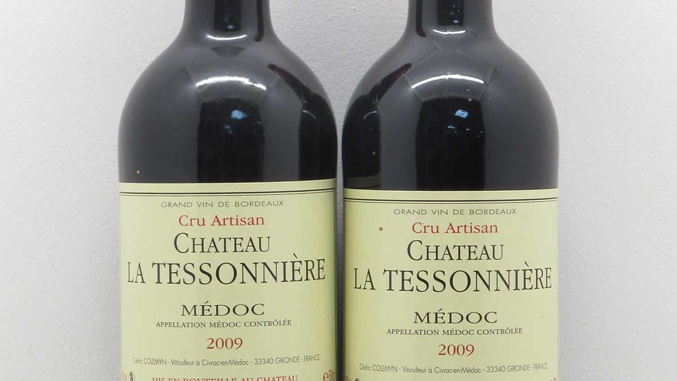 Médoc, Cru Artisan, Château La Tessonnière 75cl