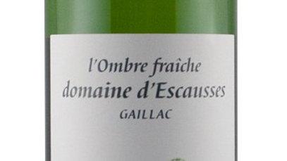 AOC Gaillac, L'Ombre fraîche 75cl