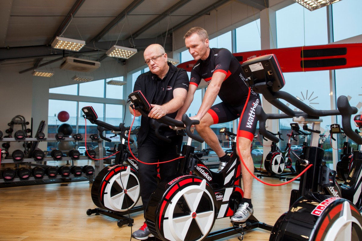 Coached Wattbike Pay & Go