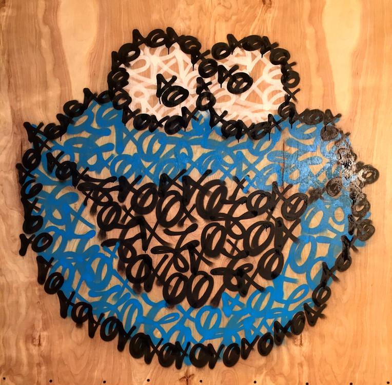 Cookie Monster 2017