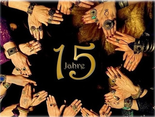 2014 - 15 Jahre Nea's Tribal!