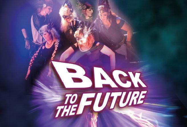 "Eintrittskarte zur Show ""Back to the Future - 20 Jahre Neas Tribal"""