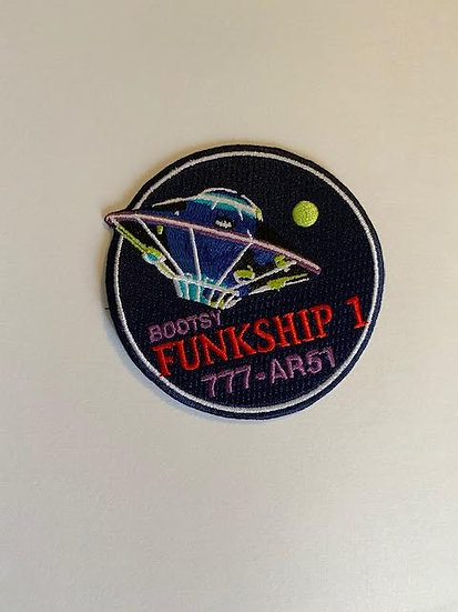 FUNKSHIP FS-1  777-AR51 Patch