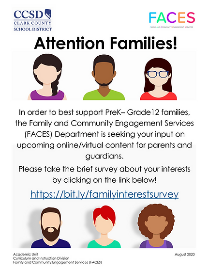 Interest Survey- Flyer for Families v3_P