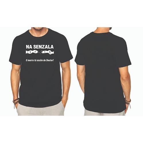 Camiseta Na Senzala