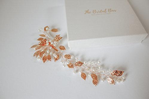 Bridal clip - Stella