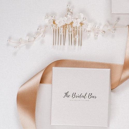 Bridal comb - Mae