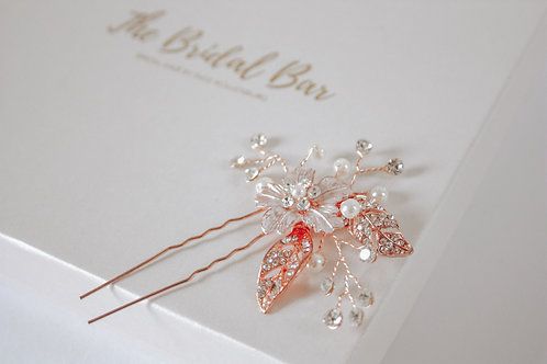 Bridal pin - Mary
