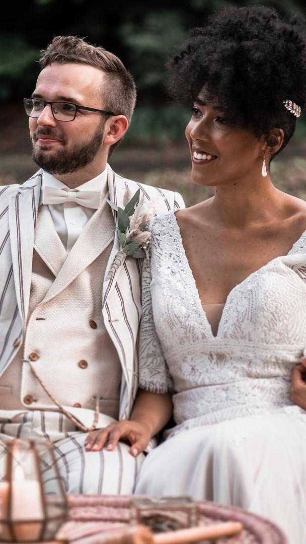 Inez's bruiloft