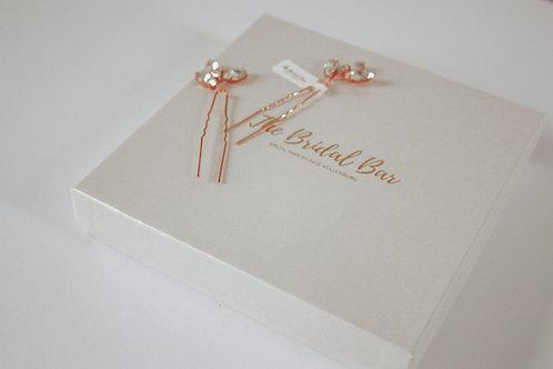 Bridal pin - Yasmin