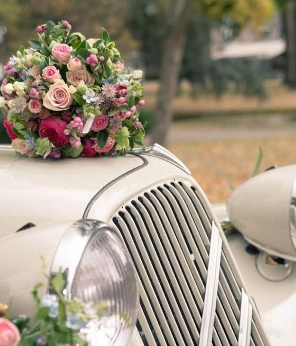 Michelle's bruiloft