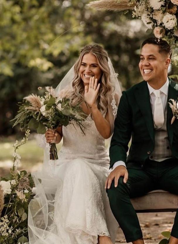 Esmee's bruiloft