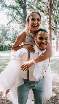 Gimenne's bruiloft