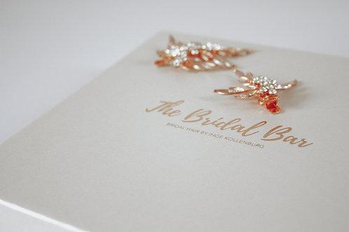 Bridal clip - Jada
