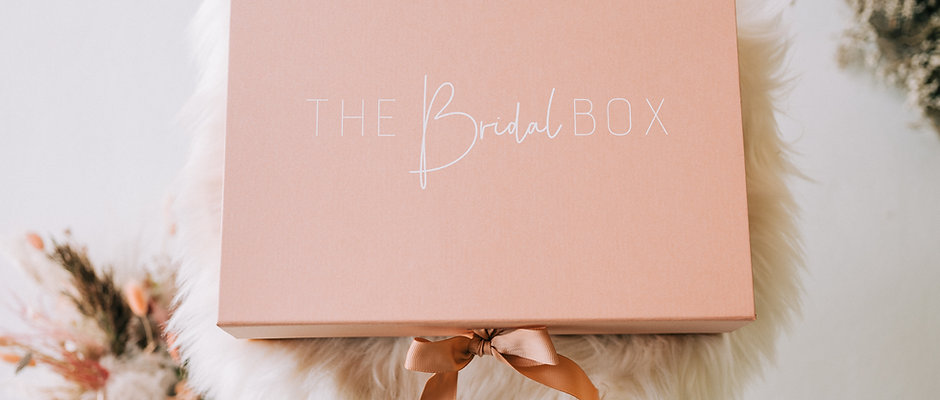 The Bridal Box - Luxe giftbox voor de aanstaande bruid