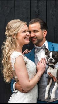 Elodie's bruiloft