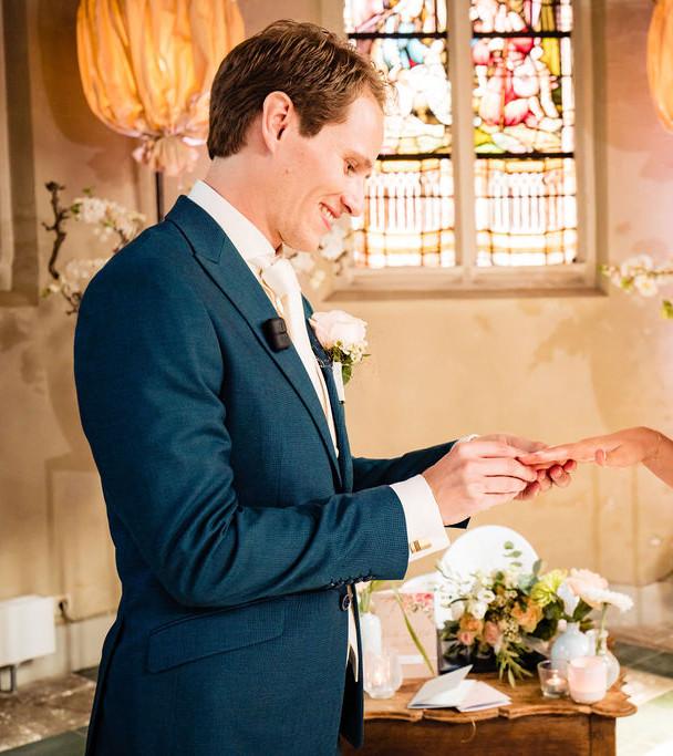 Nandi's bruiloft