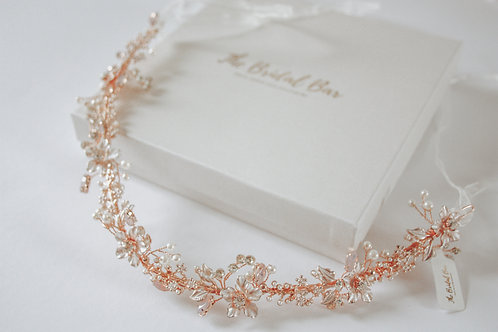Bridal tiara - Monica