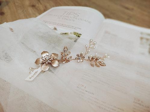 Bridal clip - Sofia