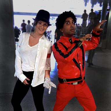Hallowen 2015 - Michael Jackson(s)