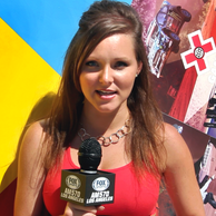 Covering the X Games for FOX Sports LA