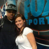 Shannon Brown stopped by to help with our Radiothon after a day at Lakers practice