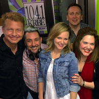 The Roula & Ryan Show - the best looking morning crew in radio!