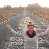 Monument Valley - I'd wanted to see this place since I was a little girl! So iconic.