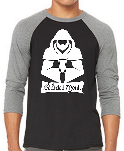 Bearded Monk Raglan