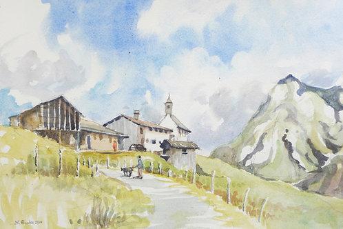 Lech Valley in Tyrol (2), 2014