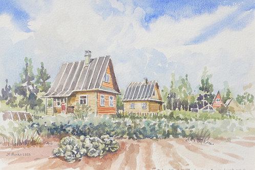Dacha Arkhangelsk Region, 2003