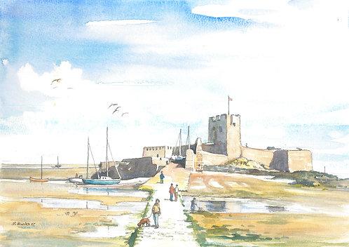 St. Aubin's Fort, Guernsey, 2007