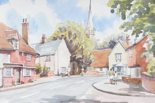 Saffron Walden, Essex, 2009