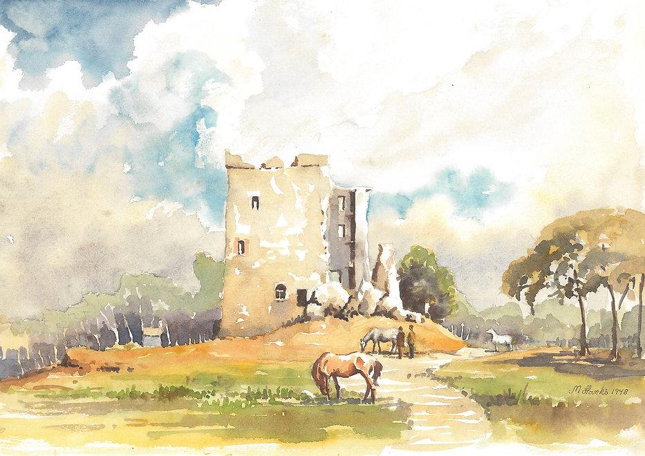 Arnside Tower, Cumbria, 1978 35.jpg