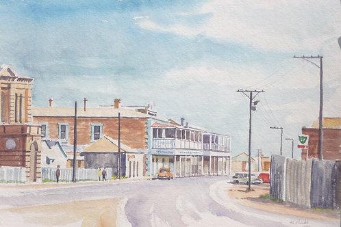 Port Augusta South Australia, 1969