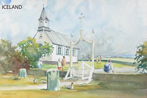 Thingvellir Church, 2010