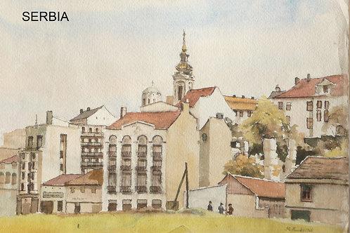 Belgrade, 1968