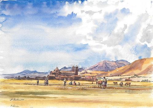 The Altiplano, 1971