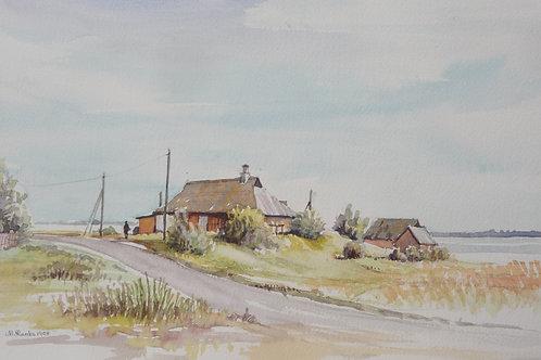Farm on the Baltic Coast, 1998