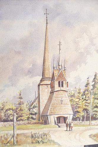 Tornio Church, 1962