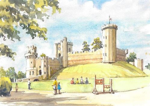 Warwick Castle, 2015
