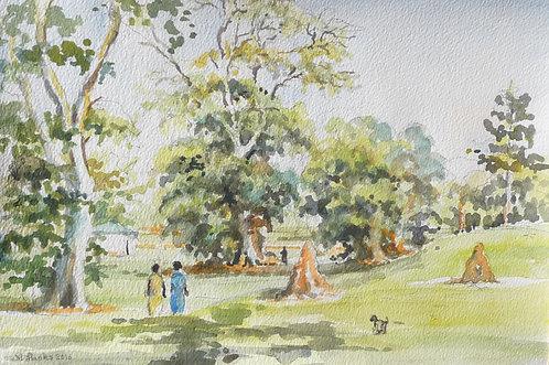 Entebbe Botanic Gardens, 2016