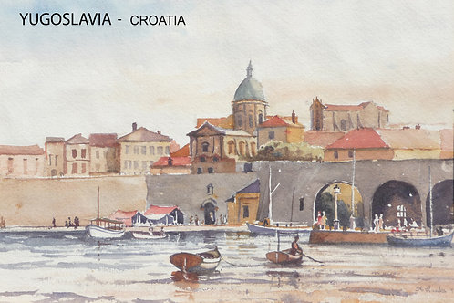 Dubrovnik (A), 1970