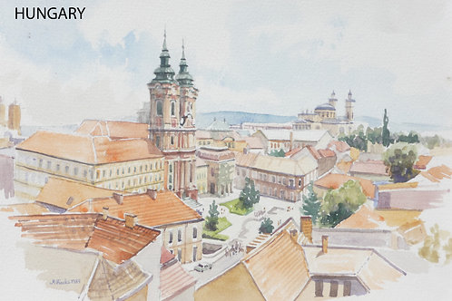 Town of Eger, 1989
