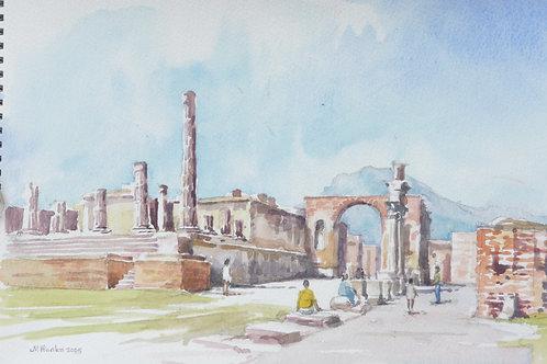 Pompeii, 2005