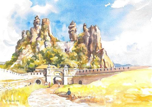 The Belogradchik Fortress, 2011