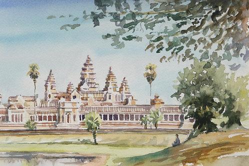 Ankor Wat Temple, 1999