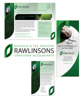Rawlinsons Accountants rebrand