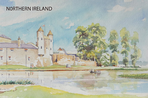Enniskillen Castle, County Fermanagh, 1991