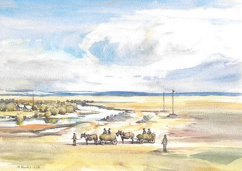 Siberia, 1975